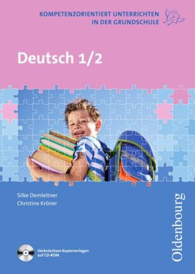 Deutsch 1/2, mit CD-ROM, Christine Kröner, Silke Kick