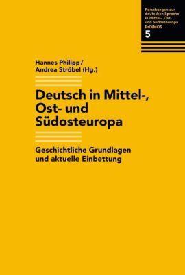 Deutsch in Mittel-, Ost- und Südosteuropa