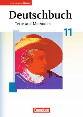 Deutschbuch, Oberstufe Gymnasium Bayern: 11. Jahrgangsstufe
