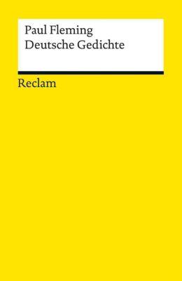Deutsche Gedichte, Paul Fleming