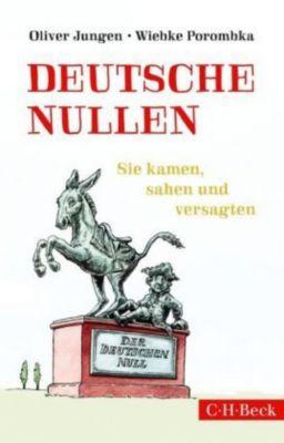 Deutsche Nullen, Oliver Jungen, Wiebke Porombka