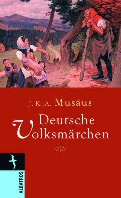 Deutsche Volksmärchen, Johann K. A. Musäus