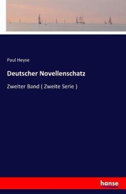 Deutscher Novellenschatz, Paul Heyse