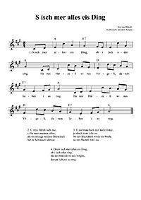 Di schönschte Chinderlieder, m. Audio-CD u. Playback-CD - Produktdetailbild 3