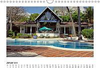 Diani Blue - Kenia. Innehalten im Paradies (Wandkalender 2018 DIN A4 quer) Dieser erfolgreiche Kalender wurde dieses Jah - Produktdetailbild 1