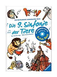 Die 9. Sinfonie der Tiere, m. Audio-CD - Produktdetailbild 1