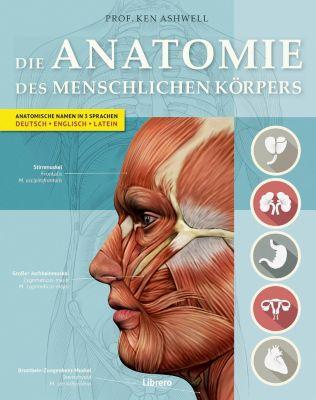 Die Anatomie des menschlichen Körpers, Ken Ashwell
