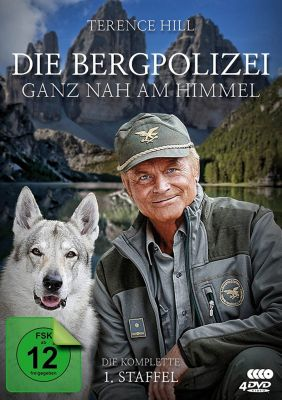 Die Bergpolizei: Ganz nah am Himmel - Staffel 1, Terence Hill