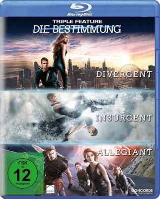 Die Bestimmung - Triple Feature, Veronica Roth