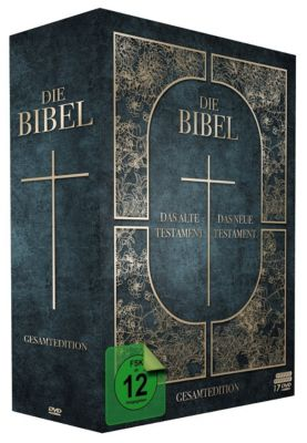 Die Bibel - Gesamtedition, Ben Kingsley