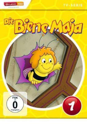 Die Biene Maja - DVD 01, Waldemar Bonsels