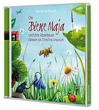 Die Biene Maja und ihre Abenteuer, 2 Audio-CDs - Produktdetailbild 1