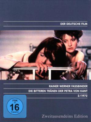 Die bitteren Tränen der Petra von Kant, DVD