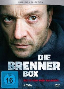 Die Brenner Box, Wolf Haas