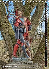 Die Brunnenfiguren von Bern (Tischkalender 2018 DIN A5 hoch) - Produktdetailbild 12