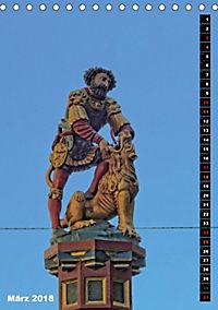Die Brunnenfiguren von Bern (Tischkalender 2018 DIN A5 hoch) - Produktdetailbild 3
