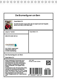 Die Brunnenfiguren von Bern (Tischkalender 2018 DIN A5 hoch) - Produktdetailbild 13
