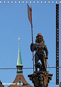 Die Brunnenfiguren von Bern (Tischkalender 2018 DIN A5 hoch) - Produktdetailbild 9