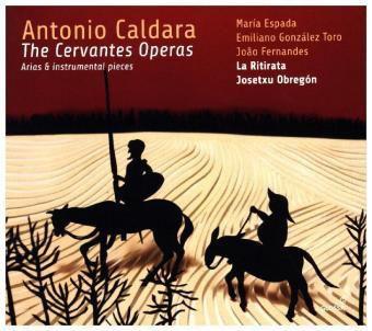 Die Cervantes-Opern-Arien Und Instrumentalstücke, Antonio Caldara