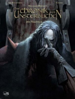 Die Chronik der Unsterblichen Band 4: Der Vampir II, Benjamin von Eckartsberg, Chaiko
