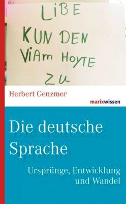 Die deutsche Sprache, Herbert Genzmer