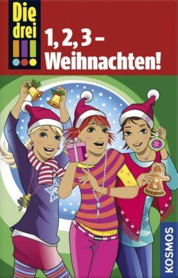 Die drei !!! - 1, 2, 3 - Weihnachten, Henriette Wich, Maja Von Vogel