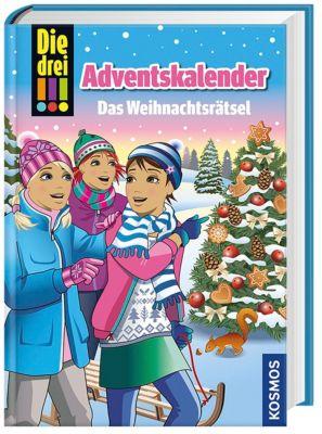 Die drei !!! - Adventskalender, Maja Von Vogel