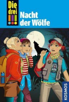 Die drei !!! - Nacht der Wölfe, Maja Von Vogel