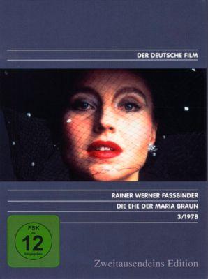 Die Ehe der Maria Braun, DVD