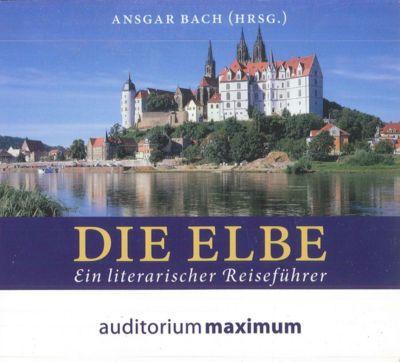 Die Elbe, Ein literarischer Reiseführer, CD