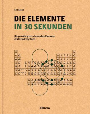 Die Elemente in 30 Sekunden, Eric Scerri