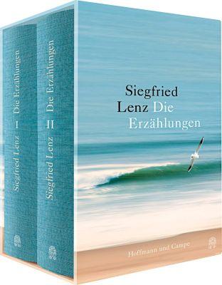 Die Erzählungen, 2 Bde., Siegfried Lenz