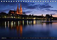 Die Farben von Regensburg (Tischkalender 2018 DIN A5 quer) - Produktdetailbild 1