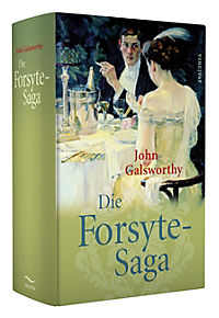 Die Forsyte-Saga - Produktdetailbild 2