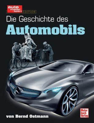 Die Geschichte des Automobils, Bernd Ostmann