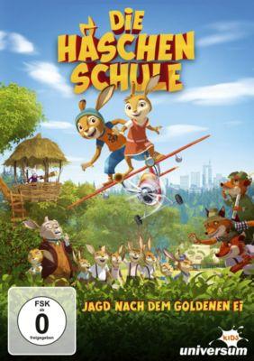 Die Häschenschule - Die Jagd nach dem goldenen Ei, Fritz Koch-Gotha, Albert Sixtus