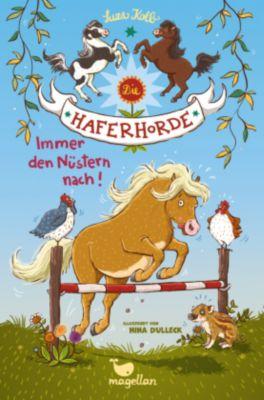 Die Haferhorde Band 3: Immer den Nüstern nach!, Suza Kolb
