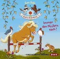 Die Haferhorde Band 3: Immer den Nüstern nach! (2 Audio-CDs), Suza Kolb