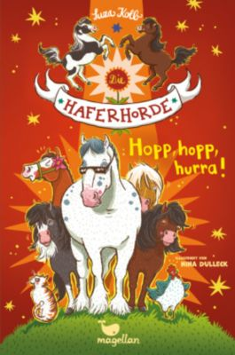 Die Haferhorde - Hopp, hopp, hurra!, Suza Kolb