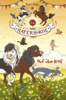 Die Haferhorde - Huf über Kopf, Suza Kolb