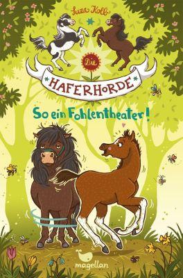 Die Haferhorde - So ein Fohlentheater!, Suza Kolb
