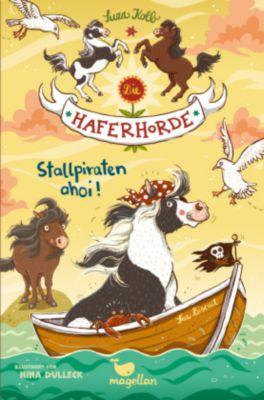 Die Haferhorde - Stallpiraten ahoi!, Suza Kolb
