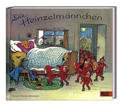Die Heinzelmännchen, Fritz Baumgarten, August Kopisch