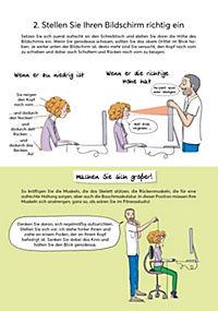 Die illustrierte Rückenschule - Produktdetailbild 5