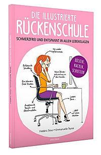 Die illustrierte Rückenschule - Produktdetailbild 7