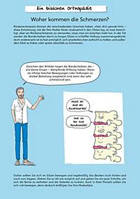 Die illustrierte Rückenschule - Produktdetailbild 6