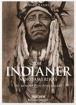 Die Indianer Nordamerikas, Edward Sh. Curtis