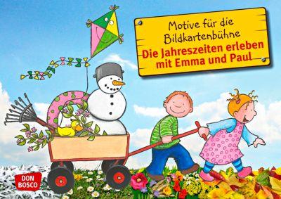 Die Jahreszeiten erleben mit Emma und Paul, Monika Lehner