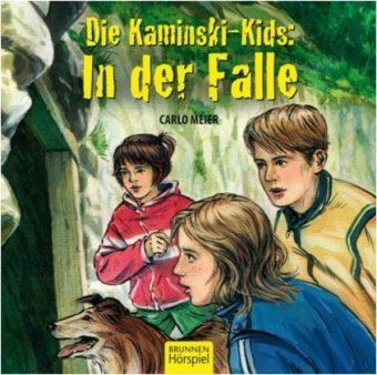 Die Kaminski-Kids - In der Falle, Audio-CD, Carlo Meier