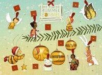 Die kleine Hummel Bommel - Adventskalender, Britta Sabbag, Maite Kelly